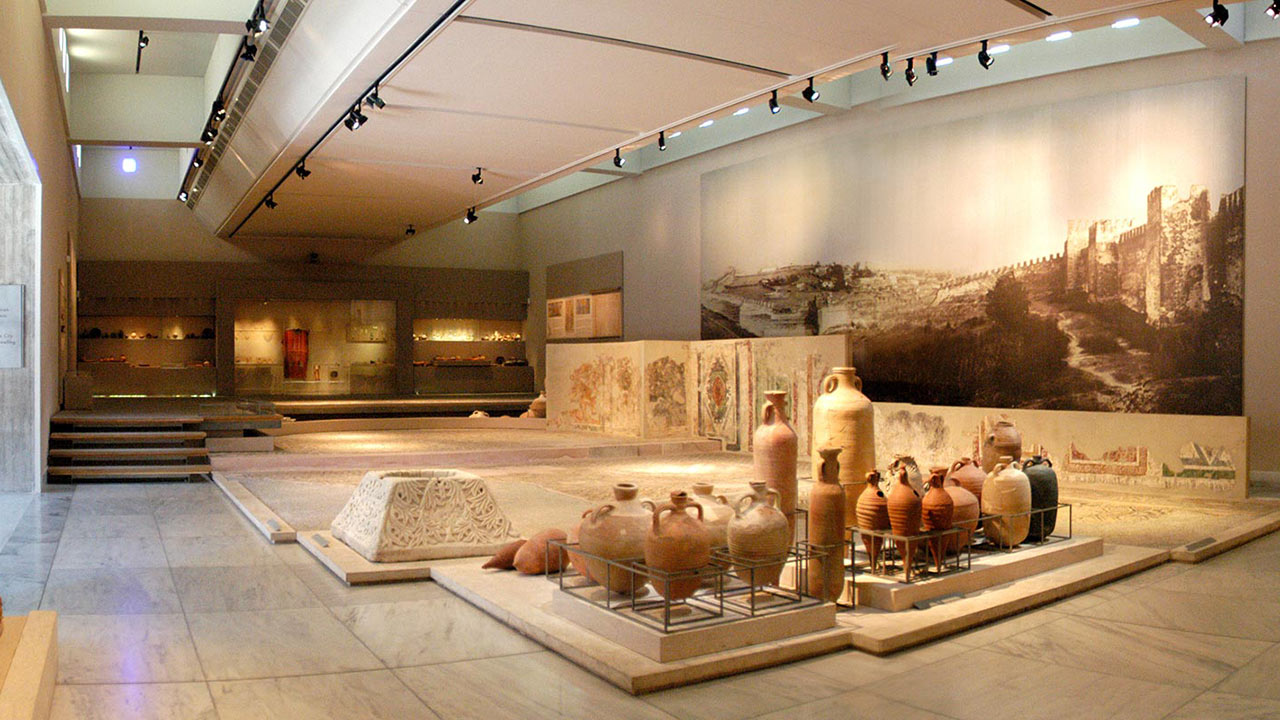 Image result for Thessaloniki Archaeological Museum